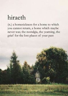 T T homesick