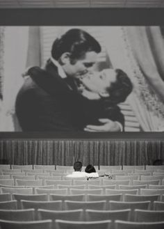 Wanted: Someone to watch old black and white movies with me...