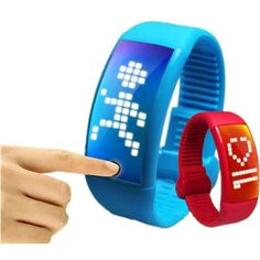 4GB Personalized Signature 3D Wrist Pedometer Smartwatch ** Check out the image by visiting the link. (This is an affiliate link and I receive a commission for the sales)