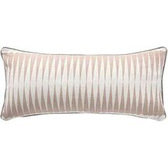 Riley Printed Linen Cushion, Pink x Pink Cushions, Printed Cushions, Velvet Cushions, Printed Linen, Printed Cotton, Geometric Cushions, Decorative Cushions, Bluebellgray, Pink Tone