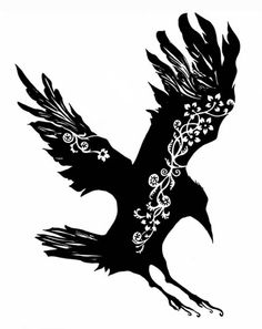 Google Image Result for http://www.tattoozfind.com/images/birds/Crow_Tattoo_4.jpg