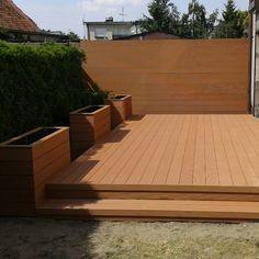 Drewno czy kompozyt? Które rozwiązanie jest lepsze? #budowatarasupoznań #kompozyt #deskikompozytowe