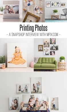Answers to common questions and tips for common frustrations when it comes to printing your photos. An interview with Mp.