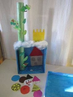 Boite à raconter – Jacques et le haricot magique Box to tell – Jacques and the magic bean The post Box to tell – Jacques and the magic bean appeared first on Best Pins. Fairy Tale Projects, Fairy Tale Crafts, Fairy Tale Theme, Traditional Tales, Traditional Stories, School Projects, Projects For Kids, Crafts For Kids, Fairy Tale Activities