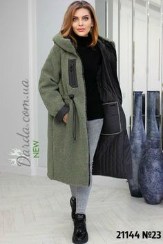 Stylish Clothes For Women, Coats For Women, Winter Dresses, Plus Size Women, Duster Coat, Fall Winter, Normcore, Elegant, Womens Fashion