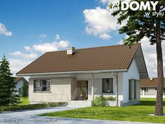 Simple House Plans, House Floor Plans, Modern Small House Design, Rural House, Exterior House Colors, Home Decor Furniture, Home Fashion, Home Remodeling, Bungalow