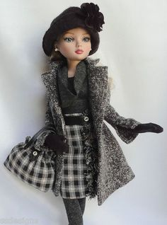 """OOAK FRESH FOR FALL! FOR 16: ELLOWYNE. MADE BY SSDESIGNS 