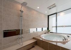 Inspiring Luxury Home Decorating Ideas Arranged With Modern Interior 2016 Innovative And Creative House Design, House Interior, Minimalist Bathroom Design, Ideal Bathrooms, House, Home, Home Bar Sets, Bathroom Design, Luxury House Designs