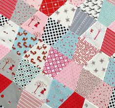 quilt by red pepper quilts
