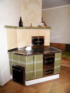 Small Tiny House, Tiny House Design, Small Apartment Kitchen, Diy Kitchen, Apartment Design, Wood Burning, Stove, Kitchen Appliances, Room Decor