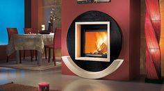 Modern Fireplace Design Ideas | Modern Italian Fireplace Design Ideas With Attractive Claddings - Home ...