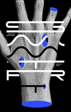 """Dans l'ouvrage Au cœur du mot, Philippe Apeloig explique à Michel Rosenberg que """"La typographie est une discipline à mi-chemin entre science et art...."""