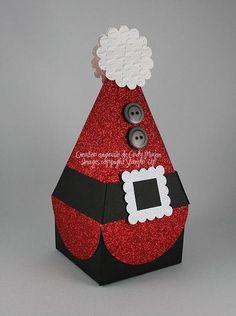 Santa Claus gift box                                                                                                                                                                                 Plus