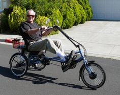 """The customer has sentus a couple of emails; one being an entertaining note about somebody trying to catch him that did not know he was getting a little electric bike kit assist!Here is theother email: """"Doug, the trike runs great! … Continued"""