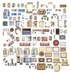 The Images Collection of Sofa furniture clipart for floor plans Modern Furniture Sets, Furniture Plans, Sofa Furniture, Gothic Furniture, Furniture Assembly, Furniture Layout, Cheap Furniture, Furniture Design, Floor Plan Symbols