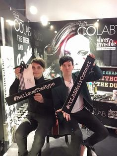 Is it weird that I want to give the banner Dan's holding to Alex Turner?