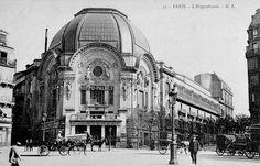 L'Hippodrome Paris 18ème  Place Clichy /  rue Caulaincourt