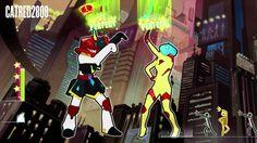 Just Dance 2014 - Nitro Bot - 4 Stars Dance Workout Videos, Dance Workouts, Just Dance 2014, Brain Break Videos, Broken Video, Brain Breaks, Stars, Music, Youtube