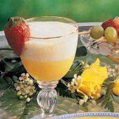 Pineapple Orange Drink Recipe