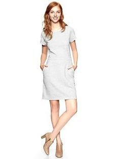 French terry dress | Gap