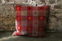 bijzonder mooi kelim kussen / kilim cushion
