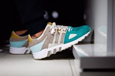 aa8adb312a87 Sneakers76 x Adidas Consortium EQT Guidance 93 - 2016 (by LittleJean  Truong) Adidas Hoodie