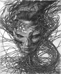 Deconstruction: The Art of Cane Dojcilovic / http://www.creativeboysclub.com/