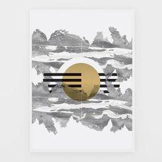 GOLD LINES #print #illustration #Space #line #lines #geometria #Geometric #minimal #abstract #prints #screenprinting #stone #Art #artwork #artprint #instaday #instaart  #vscogram #vscocam
