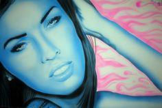 yesterdey canvas  visit www.luckyart.it
