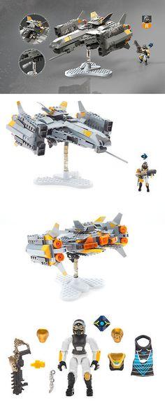 Blocks and Sorters 100225: Mega Boys Destiny Mega Construx Destiny Aspect Of Glass Building Set -> BUY IT NOW ONLY: $41.99 on eBay!
