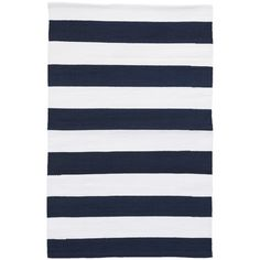 You'll love the Catamaran Navy/White Indoor/Outdoor Area Rug at Wayfair - Great Deals on all Rugs  products with Free Shipping on most stuff, even the big stuff.