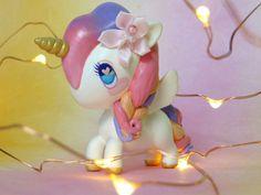 Tokidoki Unicorno Series 4 custom Sherbet Princess Repaint!! by Dollightful