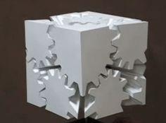 Cube gears.