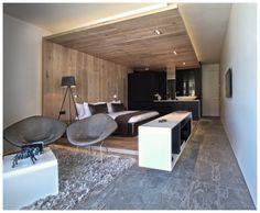 POD Hotel by Greg Wright Architects