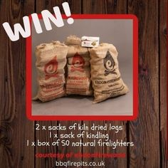 Kiln Dried Logs, Competition Giveaway, Kiln Dry, Farm Shop, Drinks, Food, Beverages, Essen, Drink