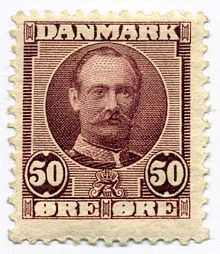 postage stamps | Postage stamps and postal history of Denmark - Wikipedia, the free ..