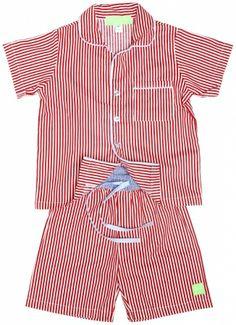 Little Red kids' pyjama set - hardtofind.