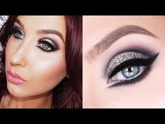 New Years Eve | Party Makeup Tutorial - YouTube