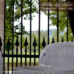 Sotto il portico #VilladaSchio