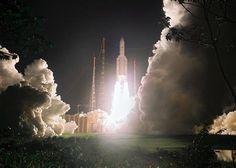 Arianespace prévoit douze lancements en 2013 - http://www.andlil.com/arianespace-prevoit-douze-lancements-en-2013-75030.html