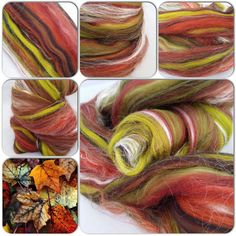 EXCLUSIVE  Merino and mulberry silk blended wool by Pinkipunki