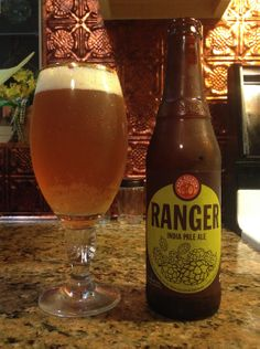 Ranger by New Belgium Brewing; Fort Collins, CO.
