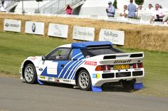 SUPERCARS.NET - Image Gallery for 1986 Ford RS200 Evolution