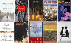 """Ta-Nehisi Coates, national correspondent for the Atlantic and the author of """"Between The World and Me'' and """"The Beautiful Struggle,'' shares the 10 books he couldn't live without."""