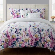 What You Need to Know About Details about Girls and Teens Twin, Full and King Size Sail Polka Dots Comforter Set When you are selecting bedding sets you must think about the functionality. Utilizing a purple bed set may supply… Continue Reading → Twin Xl Bedding, Comforter Sets, Floral Comforter, King Comforter, Bed Linen Design, My New Room, Bed Spreads, Luxury Bedding, Bed Sheets