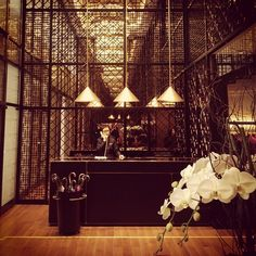 New Shanghai Tang Mansion Lobby