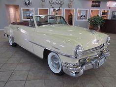 1951 Chrysler Windsor Convertible
