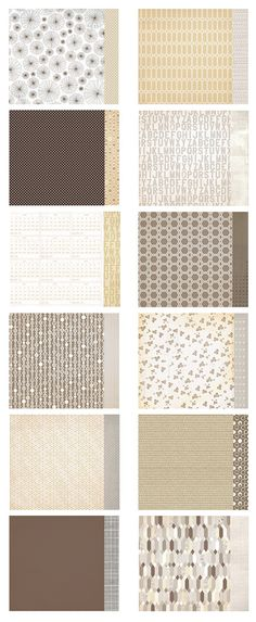 Classic Calico Vol 3 - Just a couple of the papers #StudioCalicoPinToWin