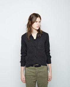 Isabel Marant | Nam+Boiled+Shirt | La Garçonne