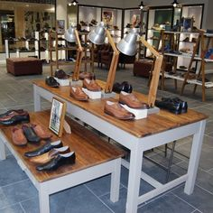 Clarks rolls out new footwear store format - Retail Design World